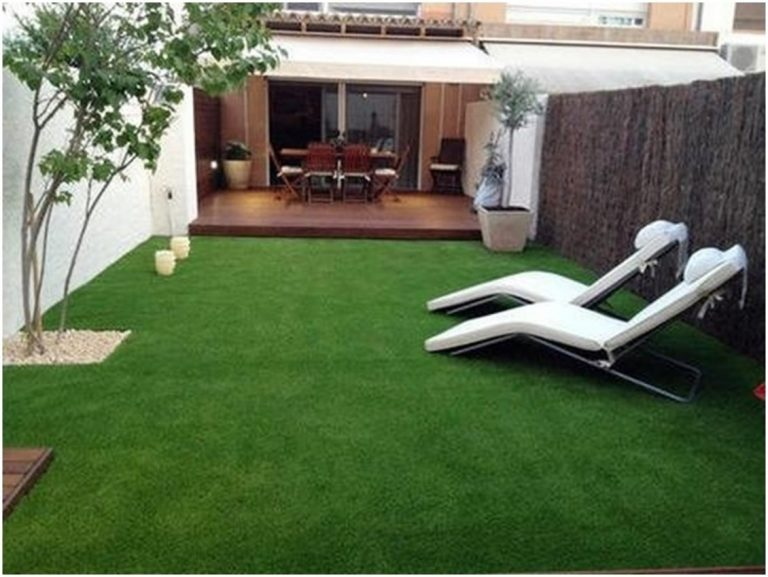 Amazon India : Yellow Weaves High Density Artificial Grass Carpet Mat (6.5 X 3 Feet) at Rs.1309