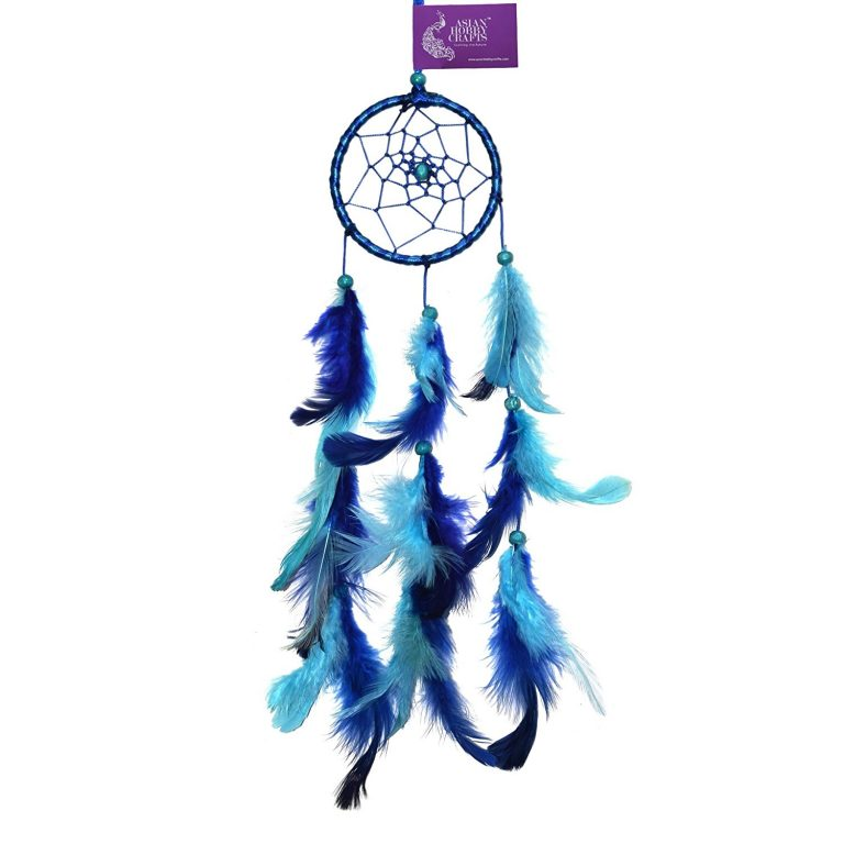 Amazon India : Asian Hobby Crafts Dream Catcher Wall Hanging at Rs.180