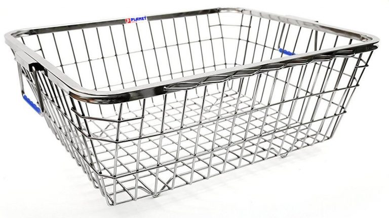 Amazon India : Planet Premium High Grade Stainless Steel Dish Drainer at Rs.899