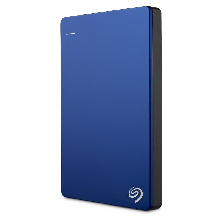 Amazon India : Seagate 1TB Backup Plus Slim USB 3.0 Portable 2.5 Inch External Hard Drive at Rs.3999