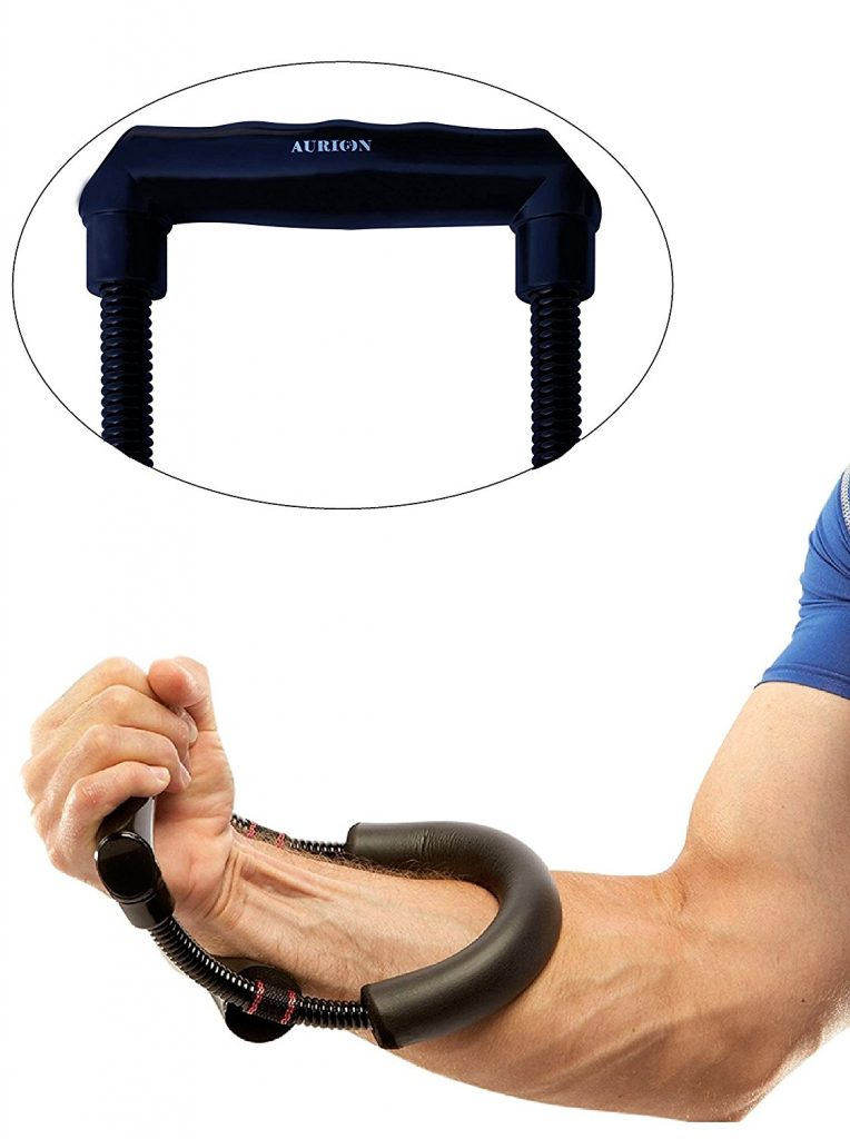 Amazon India : Aurion Wrst Strength Forearm Strengthener at Rs.350