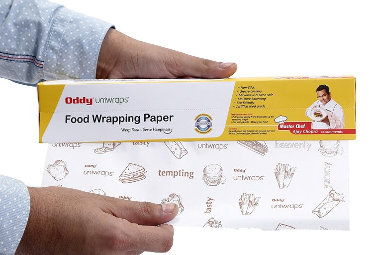 Amazon India : Oddy Uniwraps Food Wrapping Paper, White at Rs.189