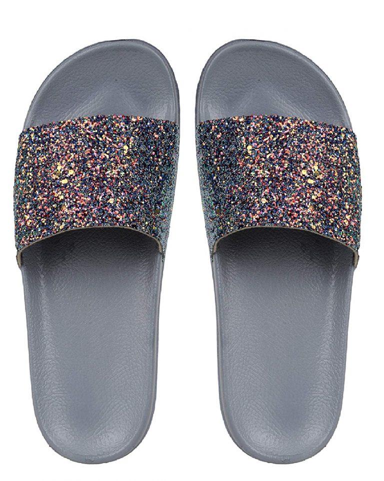 Amazon India : Do Bhai Stylish Michaeel Slippers For Women at Rs.399