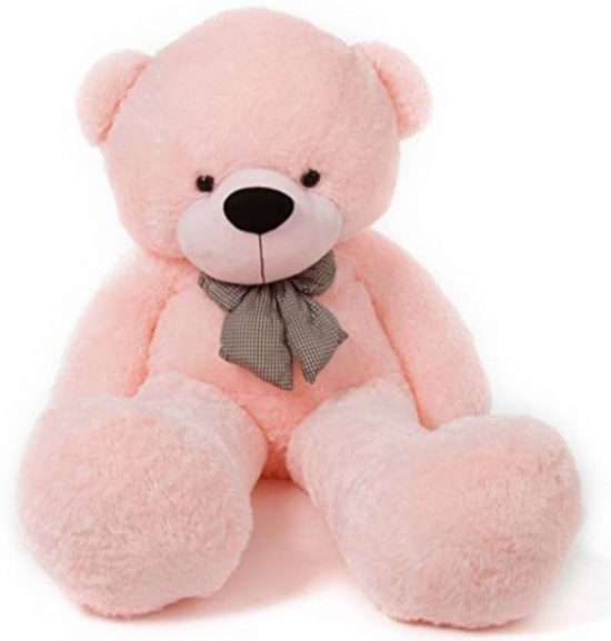 Flipkart:  jpm Pink 3 feet Teddy bear Soft toy with Heart for Love, Birthday , Valentine's Gift - 92 cm  (Pink) @Rs.799