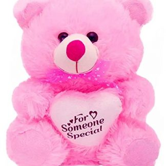 Amazon India : Teddy Soft Toys Teddy Bear - 12 Inch - Pink at Rs.173
