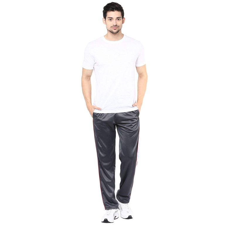 Amazon India : AMERICAN CREW Men's Polyester Trackpants at Rs.389.61