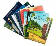 Amazon India : Julia Donaldson x10 Ziplock Pack 2015 at Rs.1199