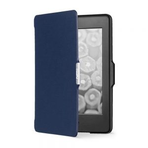 Amazon India : NuPro Slim Fitted Cover for Kindle Paperwhite - Navy Blue at Rs.1299