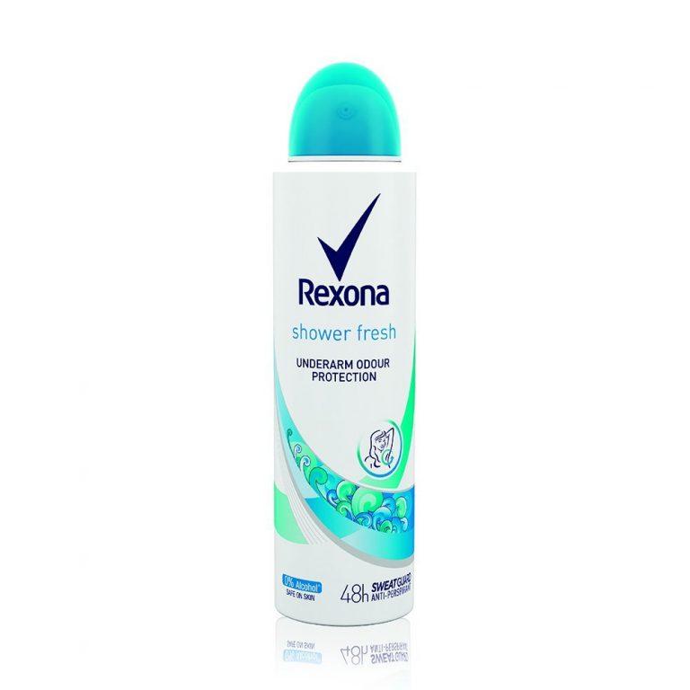 Amazon India : Rexona Women Shower Fresh Deodorant, 150ml at Rs.137
