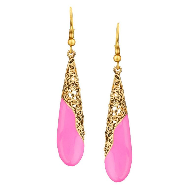Amazon India : Efulgenz Fashion Jewellery Gold / Silver Plated Earrings at Rs.235