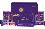 Amazon India : This Rakhi, Delight your siblings with a Cadbury gift box starting Rs.35