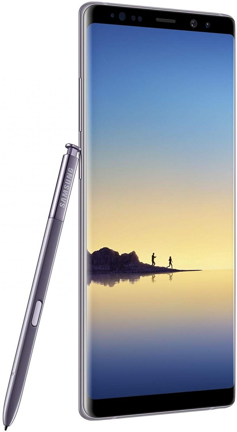 Amazon India : Samsung Galaxy Note 8 Mobile(Orchid Grey) at Rs.55900