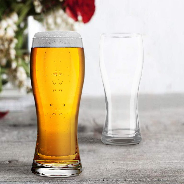 Amazon India : Cello Alto Beer Glass Tumbler 500 ml Set of 2, Clear at Rs.200