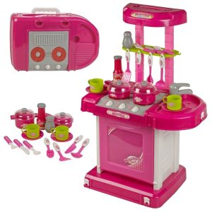 Amazon India : Toyshine Luxury Battery Operated Kitchen Set at Rs.1208