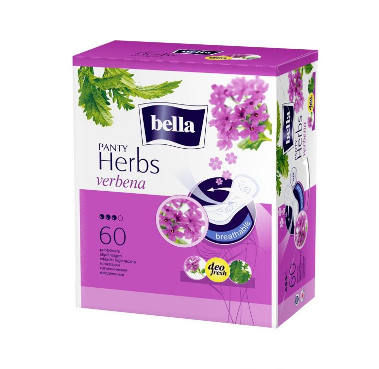 Amazon India : Bella Herbs Panty Liners, 60 Pieces (Verbena) at Rs.175