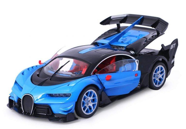 Amazon India : Toyshine Bugatti Remote Control Car at Rs.836
