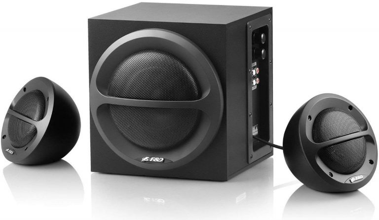 Amazon India : F&D A110 2.1 Channel Multimedia Speakers at Rs.1549