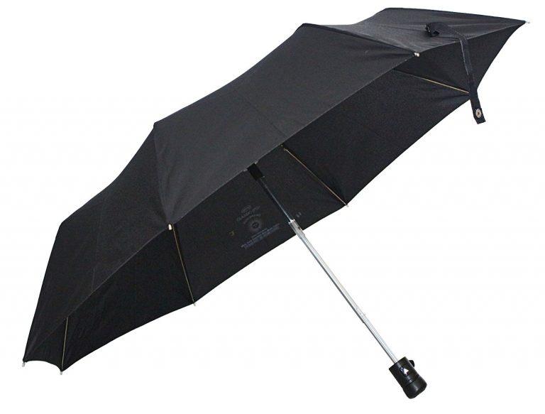 Amazon India : Sun Brand Black Folding Umbrella (Classic3) at Rs.449