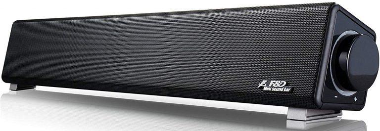 Amazon India : F&D E200 Soundbar Speaker System (Black) at Rs.849