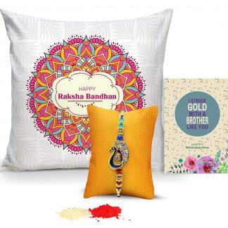 Amazon India : Tied Ribbons Traditional Rakhi Gift Set at Rs.349