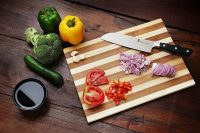 Amazon India : Solimo Premium High-Carbon Stainless Steel Santoku Knife at Rs.539