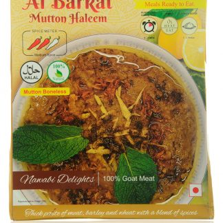 Snapdeal : AL BARKAT Ready To Eat Mutton Haleem 250 gm Pack of 2 at Rs.438