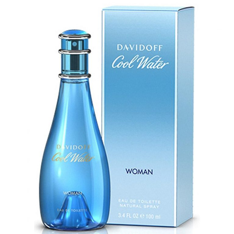 Nykaa : Davidoff Cool Water Eau De Toilette For Woman at Rs.3500