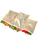 Snapdeal : Homecute Premium Vegetable and Fruit Organizer Bags ( set of 6 pcs bags) at Rs.299