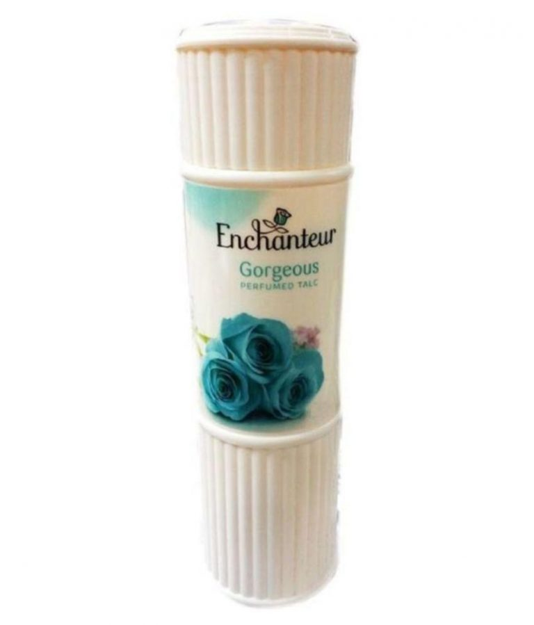 Snapdeal : Imported Enchanteur Gorgeous Perfumed Talc 250 gm at Rs.595