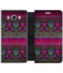 Snapdeal : Samsung Galaxy On8 Flip Cover by Skintice - Multi at Rs.374