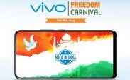 Vivo's Freedom Carnival sale will offer the NEX, V9 for Rs 1,947, along with accessories for Rs 72.