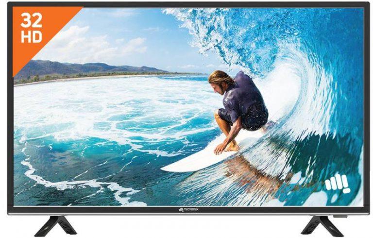 Flipkart : Micromax 81cm (32 inch) HD Ready LED TV at Rs.11999