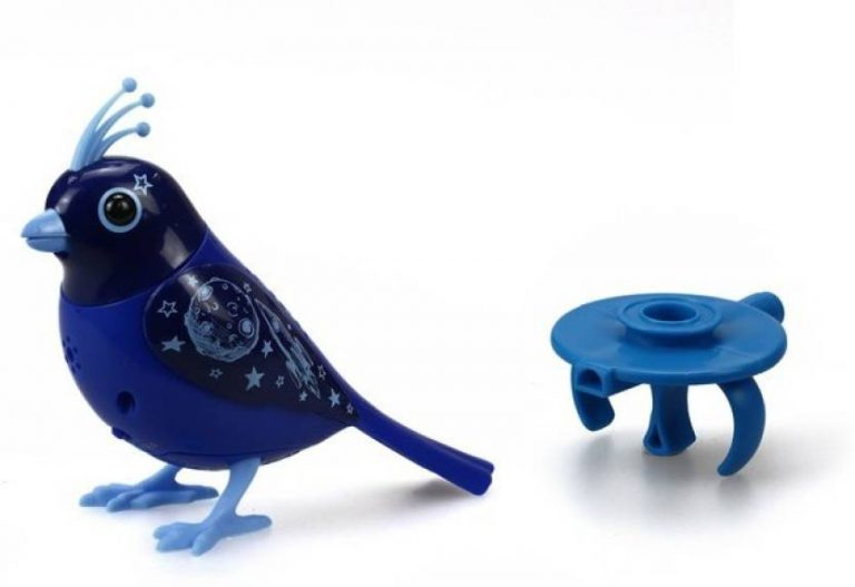 Flipkart : Silverlit DigiBirds with Whistle Ring- Dark Blue Color(Blue) at Rs.636