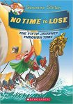 Amazon India : Geronimo Stilton Se: The Journey Through Time#5 - No Time to Lose Hardcover at Rs.404