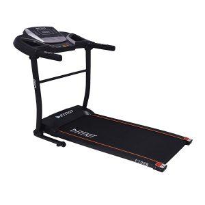 Amazon India : Fitkit FT098 1.5 HP (2 HP peak) Motorized Treadmill (Free Installation) at Rs.19990