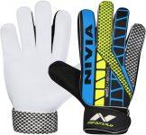 Flipkart : Nivia Carbonite Web Goalkeeping Gloves (S, Multicolor) at Rs.335