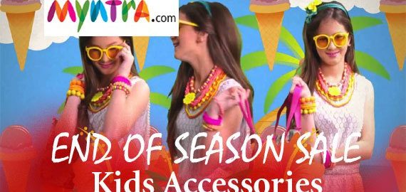 Myntra Offer :Kids Accessories – Buy Accessories for Kids online in India