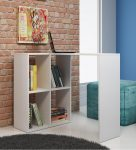 Pepperfry : Shiori Study Table in White Finish by Mintwud at Rs.4499
