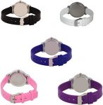 Amazon India : Xforia Analogue Multicolour Dial Women's Watch (Pack of 5)