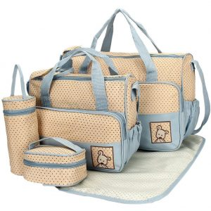 Amazon India : Baybee Kwicky Premium Quality Baby Diaper Bag at Rs.1234