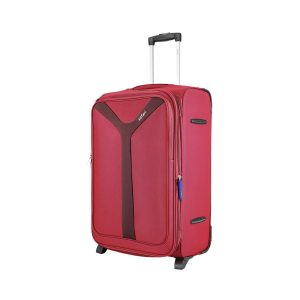 Amazon India : Safari Fabric 55 cms Red Soft Sided Carry-On at Rs.1525