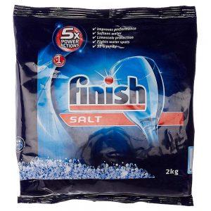 Amazon India : Finish Dishwasher Salt 2kg at Rs.279