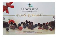 Amazon India : Brookside Dark Exotic Chocolates Assorted Gift Pack 192g
