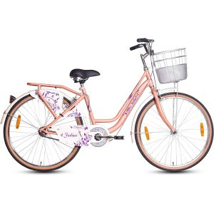 Amazon India : Hero Fashion 24T Single Speed Cycle at Rs.4699
