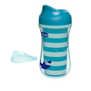 Amazon India : Chicco Active Cup for Boys, Light Blue