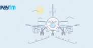 Paytm : Rs.1000 Cashback on Minimum 2 Flight Ticket