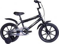 Flipkart : Hero Stomper 16 T Recreation Cycle  (Single Speed, Black)