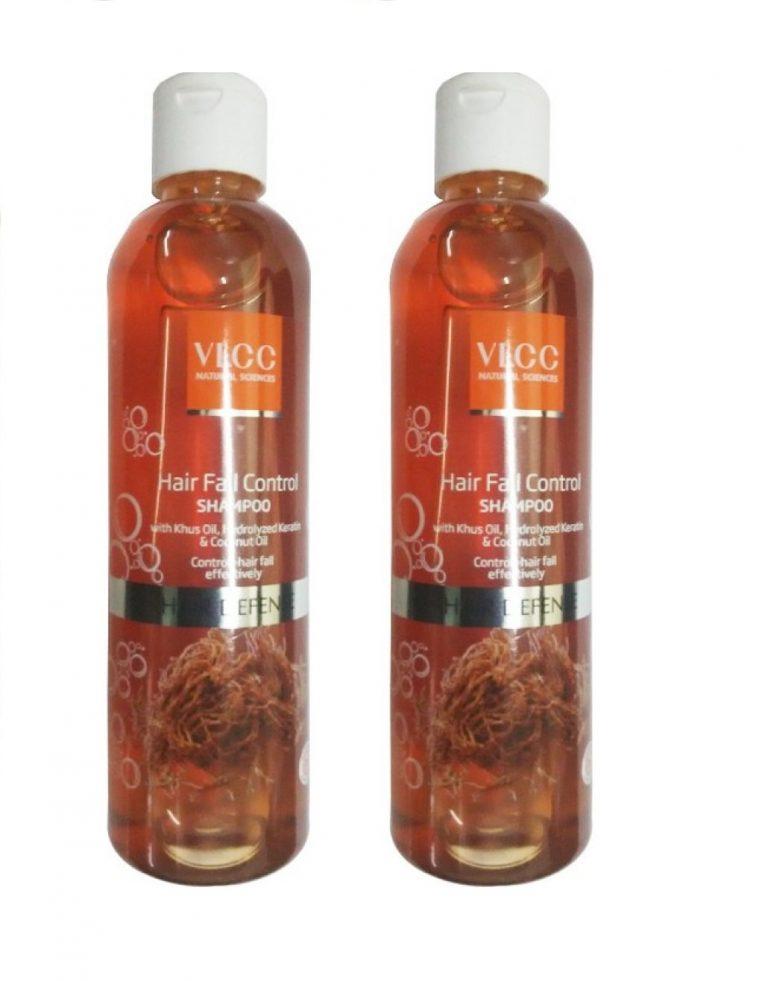Amazon India : Vlcc Hair Fall Control Shampoo 350ml (pack of 2)