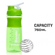 Amazon India : Strauss Blender Shaker Bottle 760ml