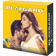 Amazon India : Playgard More Play Dotted Condoms - 3 Count (Pack of 10, Pineapple)